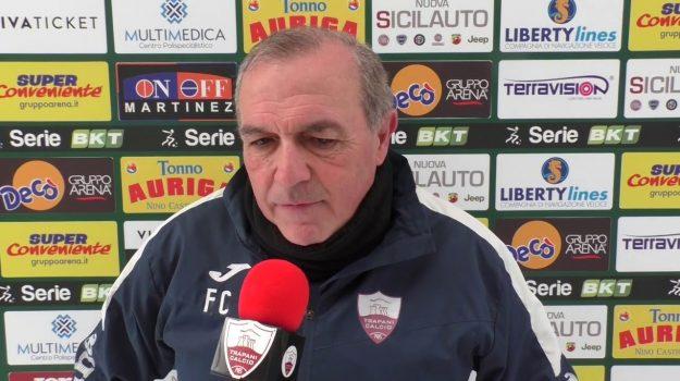 trapani calcio, Fabrizio Castori, Trapani, Calcio