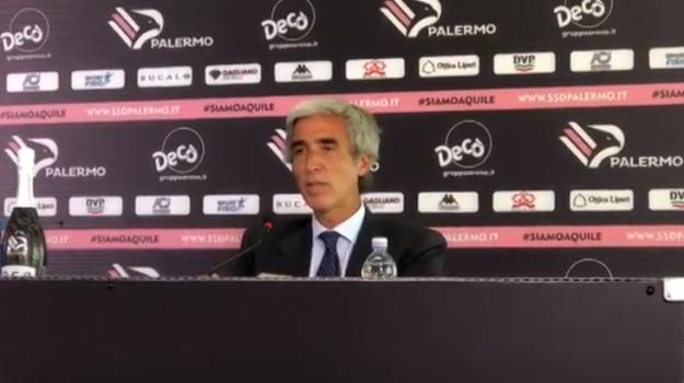 palermo calcio, serie c, Dario Mirri, Tony Di Piazza, Palermo, Calcio