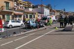 Incidente a Messina, una donna muore nello scontro tra la sua moto e un'auto