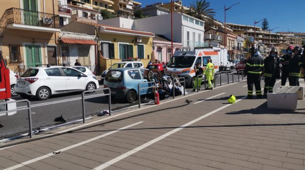 incidente, Messina, Cronaca