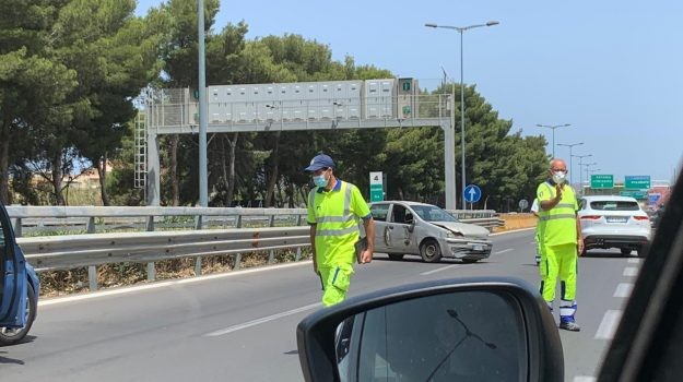 incidente, villabate, Palermo, Cronaca