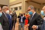 """Musumeci ad Agira, ex zona rossa: """"Pronti per un'eventuale seconda ondata di coronavirus"""""""