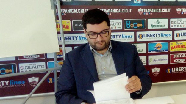 Calcio, Maurizio De Simone, Trapani, Calcio, Sport