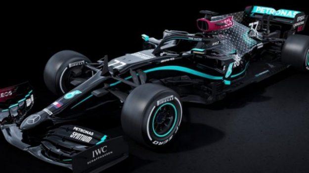 f1, Mercedes, razzismo, Sicilia, Sport