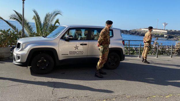 esercito, strade sicure, Catania, Cronaca