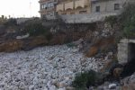 """Erosione costiera a Portopalo di Capo Passero, in sicurezza il """"Canalazzo"""""""