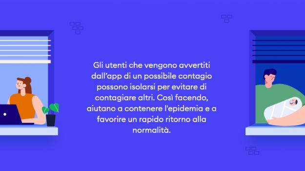 Immuni, Sicilia, Salute
