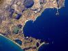 I Campi Flegrei visti dalla Stazione Spaziale Internazionale (fonte: NASA)