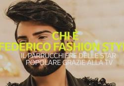 Chi è Federico Fashion Style, il parrucchiere delle star popolare grazie alla tv A 31 anni sei saloni di bellezza e un programma in tv - Ansa