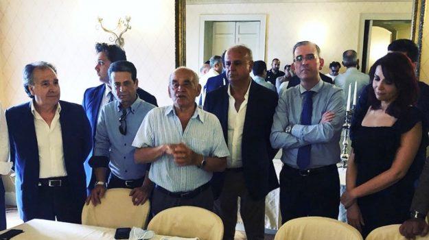 Marco Falcone, Catania, Politica