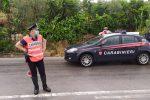 Ha obbligo di dimora a Gela, viene sorpreso a passeggio a Villabate: arrestato