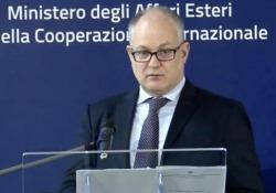 Fase 3, Gualtieri: «Il patto per l'export rappresenta un salto di qualità» Il ministro dell'Economia alla presentazione alla Farnesina - Ansa
