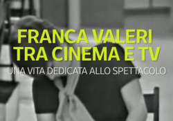 Franca Valeri tra cinema e tv Una vita dedicata allo spettacolo dell'attrice giunta alla soglia dei 100 anni - Ansa