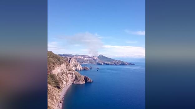 incendi, vulcano, Messina, Cronaca