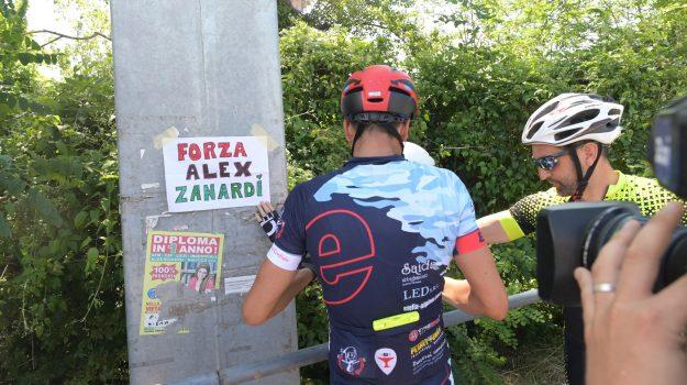 Incidenti, Alex Zanardi, Sicilia, Cronaca