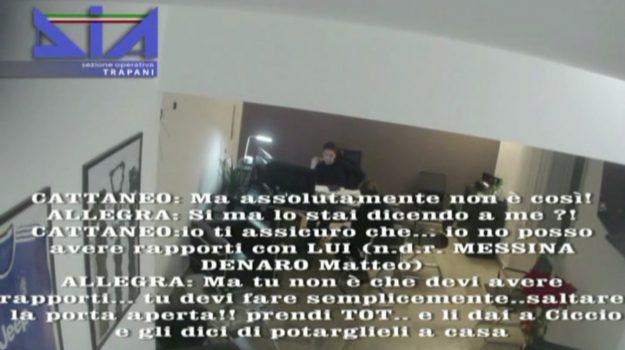 mafia, scommesse, Carlo Cattaneo, Matteo Messina Denaro, Trapani, Cronaca