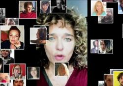 La protesta degli attori per gli spettacoli fermati dal virus Il video appello dei personaggi più noti del grande schermo italiano - Corriere Tv