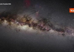 La splendida nebulosa «Farfalla» immortalata dal telescopio Hubble Lo studio pubblicato sulla rivista «Galaxies» - Agenzia Vista/Alexander Jakhnagiev