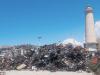 """Licata, una montagna di ferrame al porto: """"Uno scempio e un pericolo per la salute"""""""