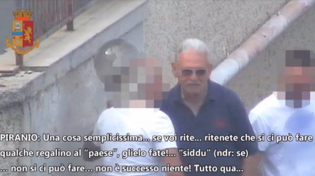 mafia, Biagio Piraino, Francesco Di Filippo, Renato Cortese, Palermo, Cronaca
