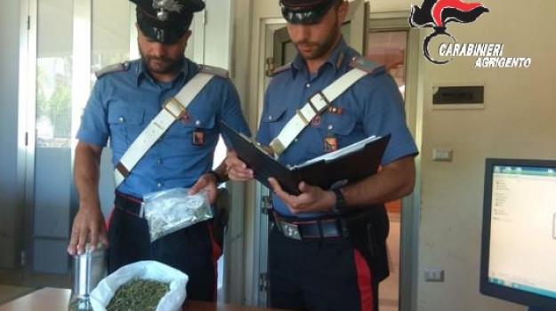 droga, Agrigento, Cronaca