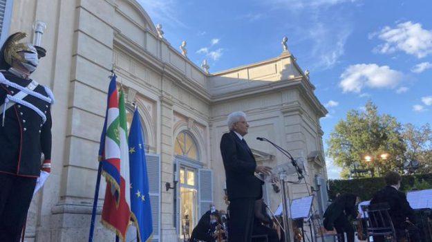 2 giugno, Sergio Mattarella, Sicilia, Politica