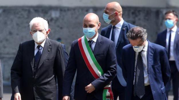 2 giugno, coronavirus, Festa della repubblica, Sergio Mattarella, Sicilia, Politica