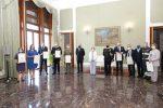Festa della Repubblica, a Messina onorificenze ai sanitari delle unità anti-Covid