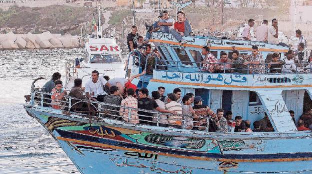 Lampedusa, migranti, Agrigento, Cronaca