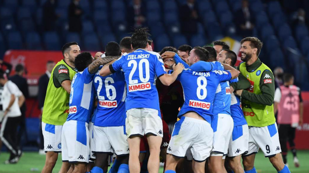 La Coppa Italia al Napoli: Juventus battuta 4-2 ai rigori