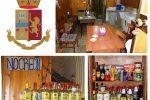 Caltanissetta, osteria abusiva nel quartiere San Rocco: sanzioni per diverse migliaia di euro