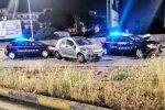 Folle fuga contromano per sfuggire ai carabinieri, arrestati a Catania
