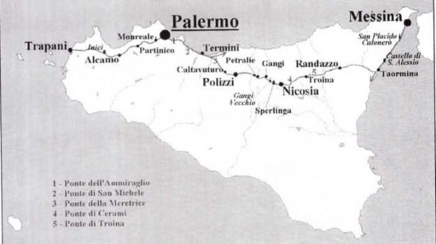 """Viaggi in Sicilia, docente di storia: """"Valorizzare la regia trazzera da Trapani a Taormina"""""""