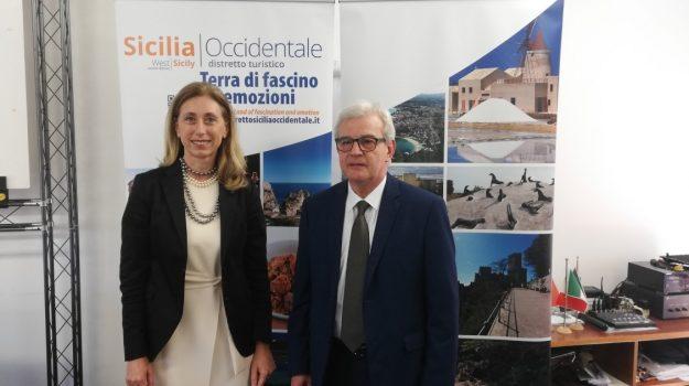 turismo, Manlio Messina, Marco Perniciaro, Rosalia D'Alì, Tommaso Ricciardi, Trapani, Economia