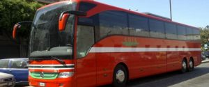 Coronavirus, turista spagnola positiva su un bus Enna-Palermo