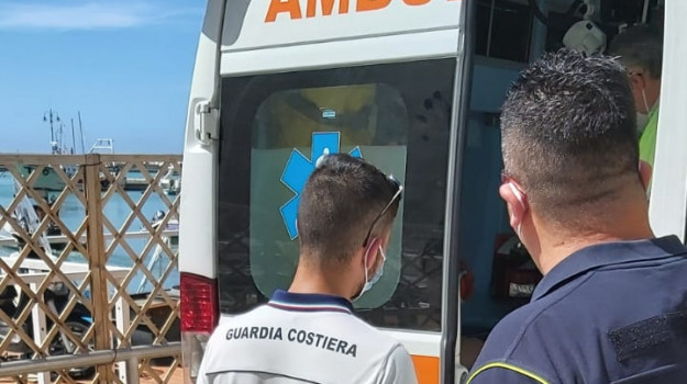 incidenti in mare, Trapani, Cronaca