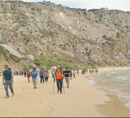 Turismo Esperienziale A Siculiana Ripartono Le Escursioni Giornale Di Sicilia