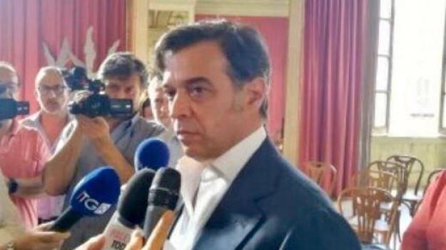 Stefano Santoro, Palermo, Politica