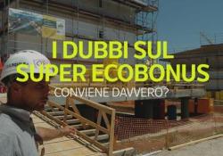 Super ecobonus al 110%: conviene davvero? I dubbi sugli sgravi per la casa Le modifiche allo studio: super ecobonus anche per il 2022 e sulle seconde case indipendenti - Ansa
