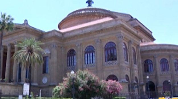 teatro, Palermo, Cronaca