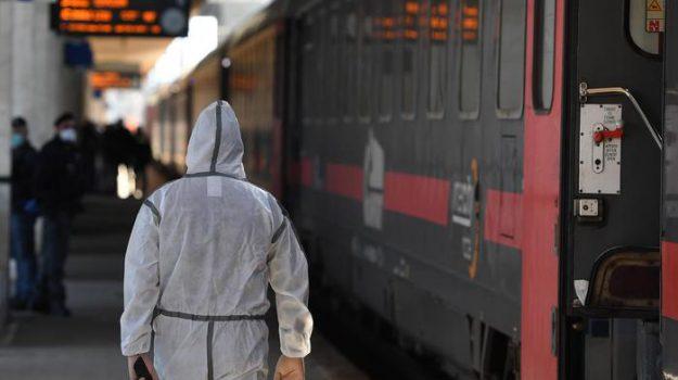 treni, Sicilia, Cronaca