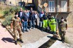 """""""Insieme per la solidarietà"""" sbarca a Troina: consegnati alimenti e mascherine"""