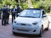 Quirinale: presentata a Mattarella nuova Fiat 500