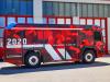 Rosembauer Volvo RT, innovativo veicolo elettrico pompieri
