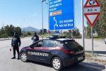 Evade dai domiciliari per incontrare la compagna, 34enne arrestato nel Messinese