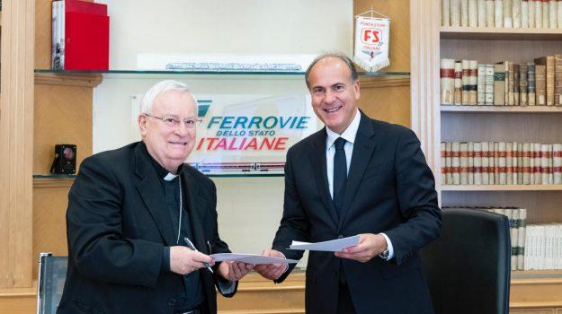 Chiesa, trasporti, Sicilia, Economia