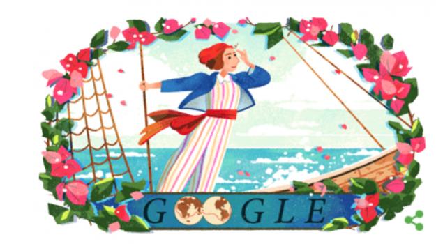doodle di google, Sicilia, Società