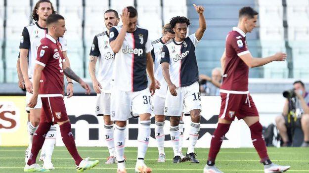 Juventus, SERIE A, Torino, Sicilia, Calcio