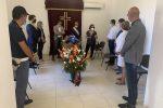 Rientra a Noto la salma di Lele Scieri, ad accoglierla anche il sindaco Bonfanti