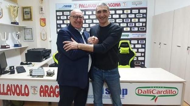pallavolo, Massimo Dagioni, Agrigento, Sport